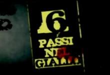 6 passi nel giallo