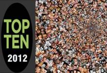 Top Ten 2012: le singole classifiche