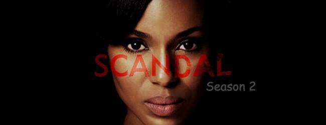 Scandal – Season 2