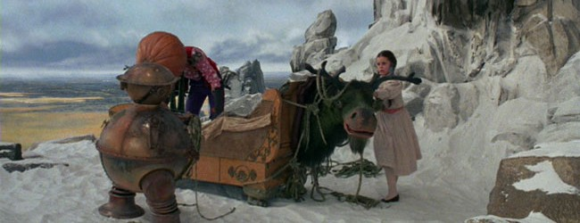 Nel fantastico mondo di Oz (1985)