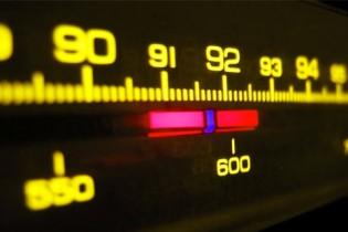 La radio in tv
