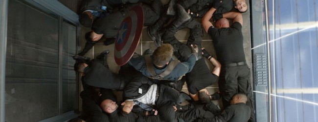 Captain America – The Winter Soldier