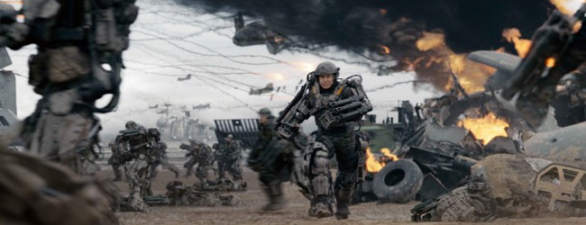 Edge of Tomorrow – Senza domani