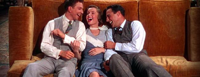 Cantando sotto la pioggia (1952)