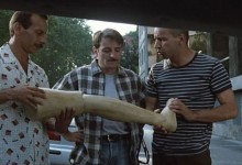 Tre uomini e una gamba (1997)