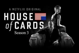 House of Cards – Season 3