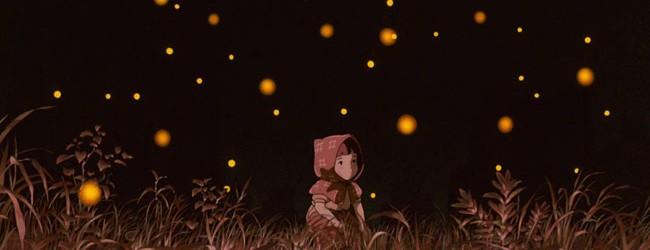 Una tomba per le lucciole