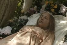 La santa che dorme