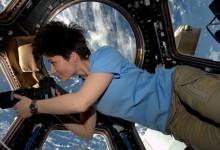 Samantha e lo spazio