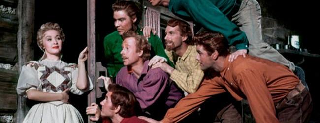 Sette spose per sette fratelli (1954)