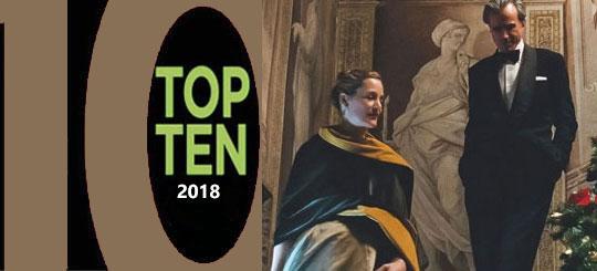 Top 10 - 2018