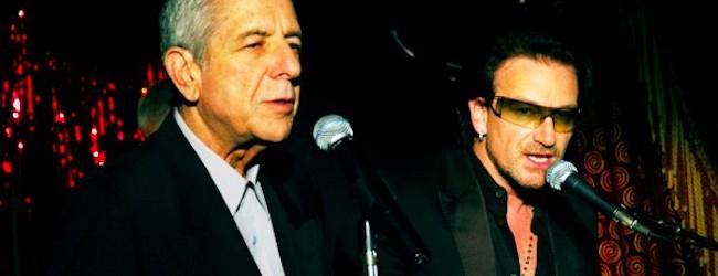 It Might Get Loud & Leonard Cohen: I'm Your Man