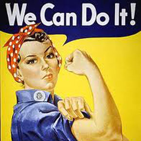 The Life and Time of Rosie the Riveter