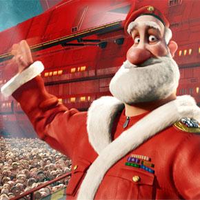 Arthur Christmas – Il figlio di Babbo Natale