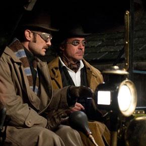 Sherlock Holmes 2 –Gioco di Ombre