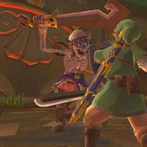 The Legend of Zelda – Skyward Sword