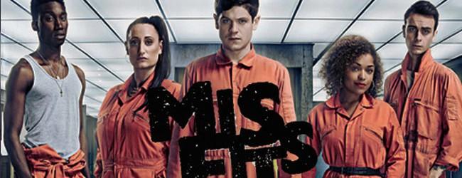 Misfits – Season 3