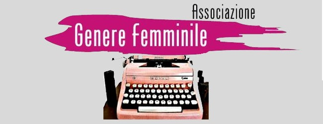 Genere: femminile/menzione