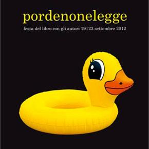 Pordenonelegge 2012 – Incontro con Valeria Golino e Mauro Covacich