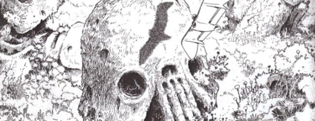 Nausicaa della Valle del Vento