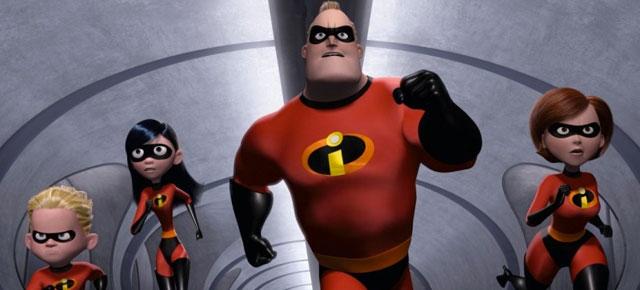 """Gli Incredibili – Una """"normale"""" famiglia di supereroi (2004)"""
