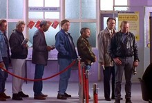 Full Monty – Squattrinati organizzati (1997)