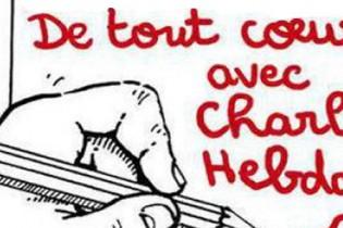 Charlie Hebdo: la reazione dei social