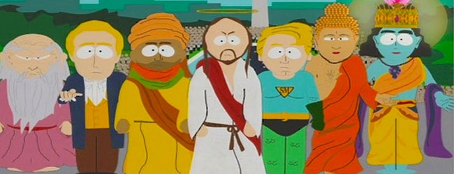 South Park e la religione