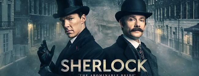 Sherlock – L'abominevole sposa