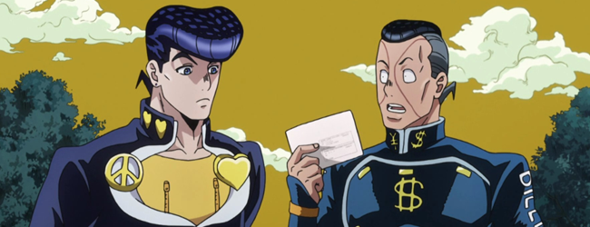 Le bizzarre avventure di JoJo: Diamond is Unbreakable – Season 3