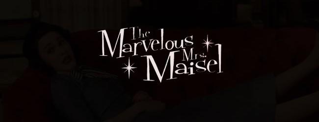 The Marvelous Mrs. Maisel – Season 1