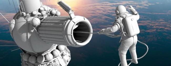 The Spacewalker – Il tempo dei primi