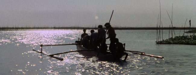 A Speck in the Water (1976)