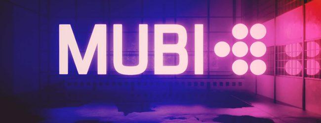 Mubi nel mondo della distribuzione in sala